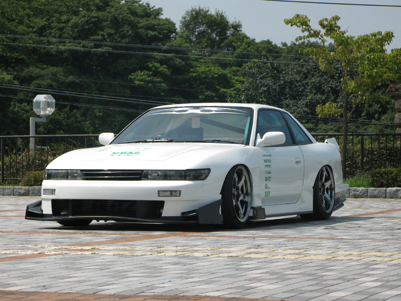 Uras Official Web Site S13 Silvia Type Gt