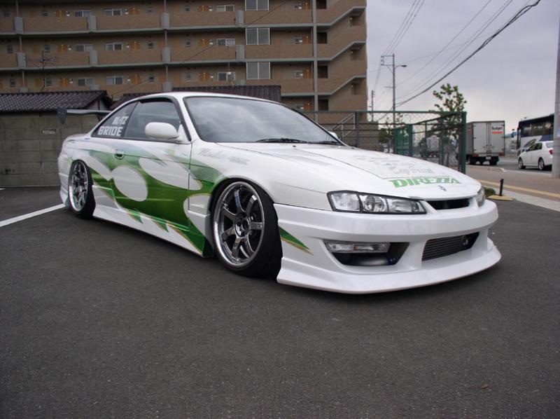 Uras Official Web Site S14 Silvia後期 Type 2