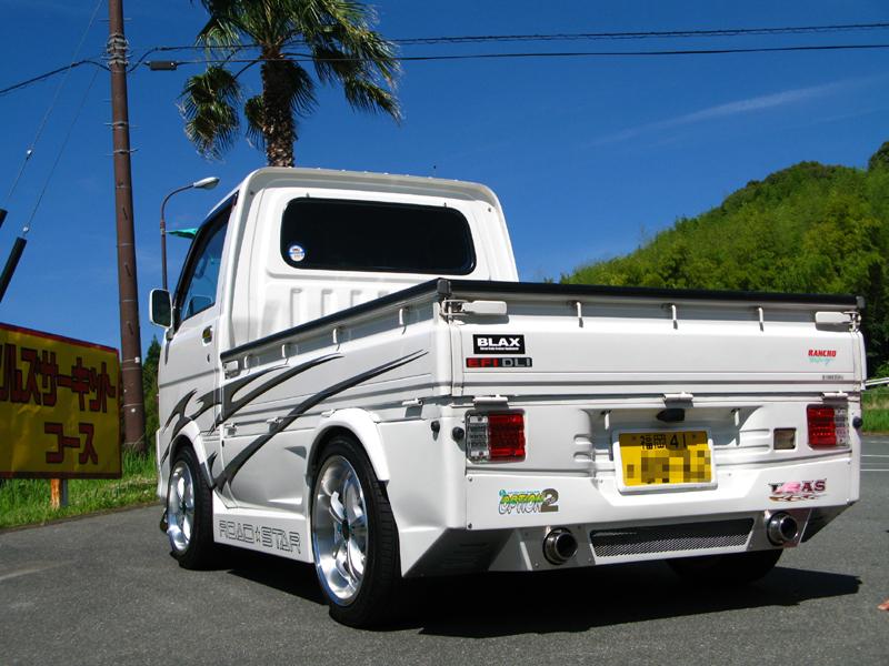URAS Daihatsu Hijet K-Truck.